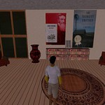 State Libraries in Second Life: KS and SC